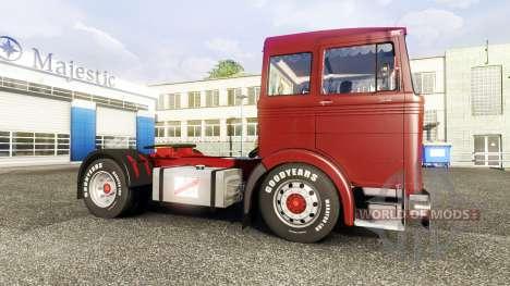 Mercedes-Benz LPS [pack] para Euro Truck Simulator 2