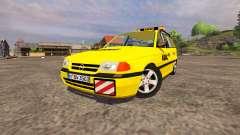Opel Astra Caravan ADAC