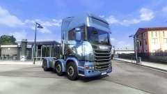O novo chassis para todos os caminhões