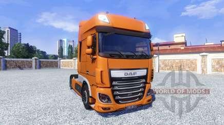 DAF XF Euro 6 para Euro Truck Simulator 2