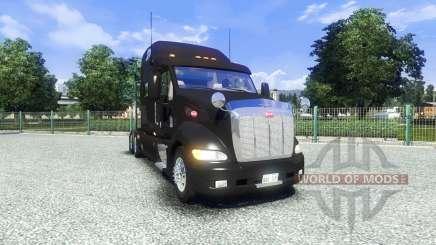 Peterbilt 387 v2.0 para Euro Truck Simulator 2