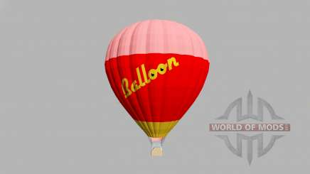 Balão para Farming Simulator 2013