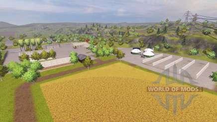 Stora Bertilstorps para Farming Simulator 2013