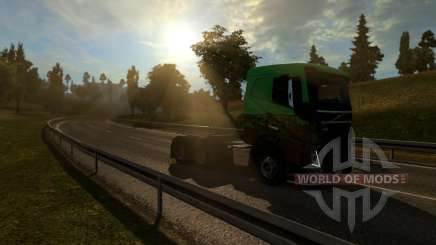 Mapa Da Europa - Mario Mapa para Euro Truck Simulator 2
