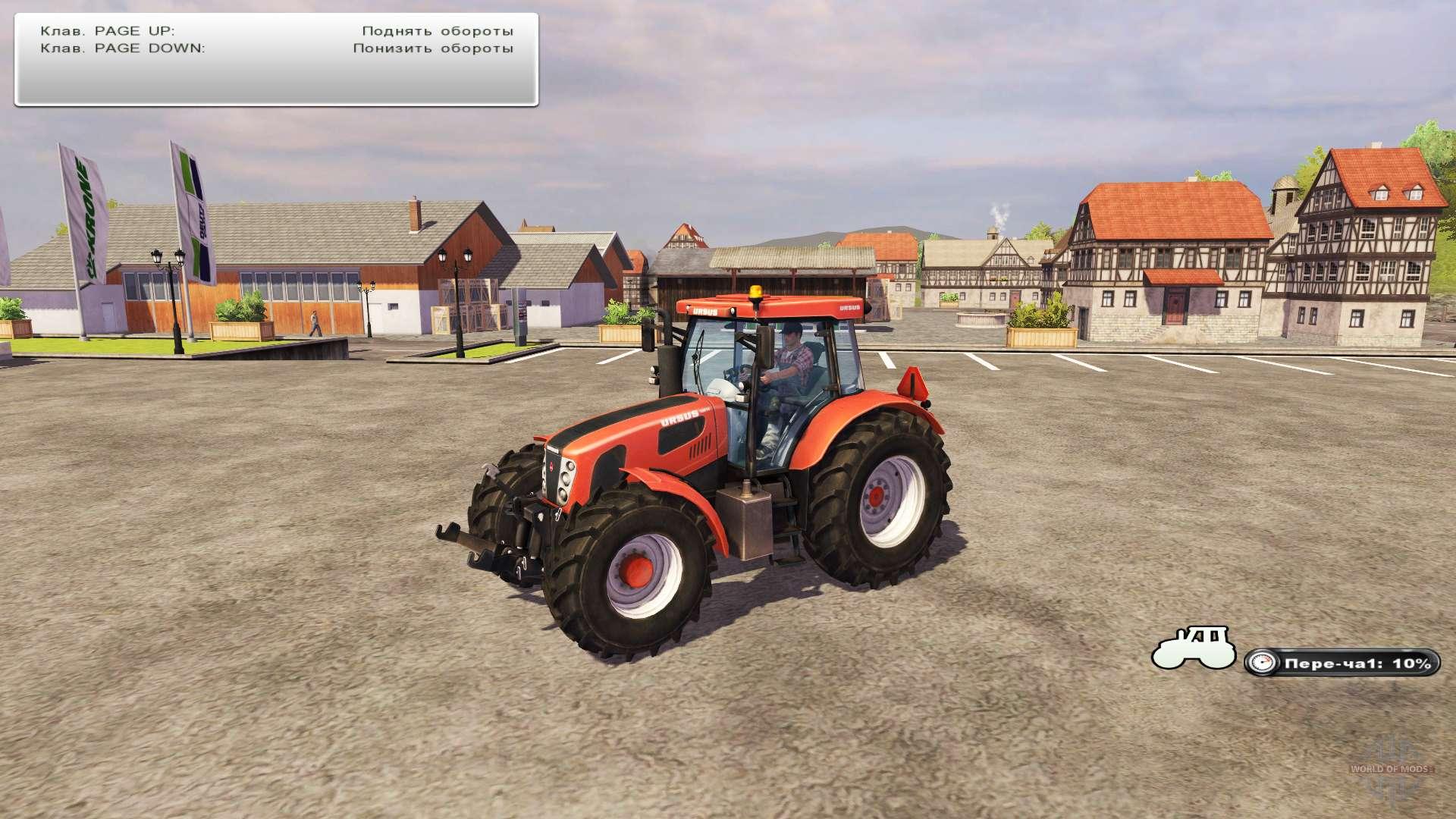mecanismo limitador de velocidade para Farming Simulator 2013