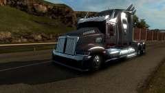 Optimus Prime dos transformers 4 para Euro Truck Simulator 2