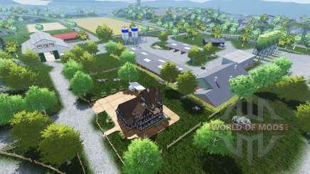 Friesenmap v2.0 para Farming Simulator 2013