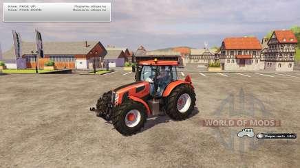 O mecanismo limitador de velocidade para Farming Simulator 2013