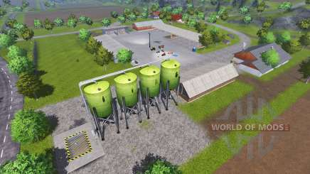 Mannys Map v2.0 para Farming Simulator 2013