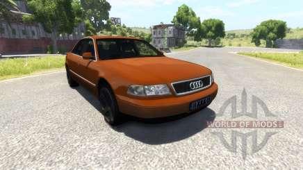 Audi A8 para BeamNG Drive
