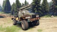 Ural Polar 4320-01 para Spin Tires
