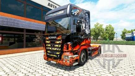 Scania R730 2008 para Euro Truck Simulator 2
