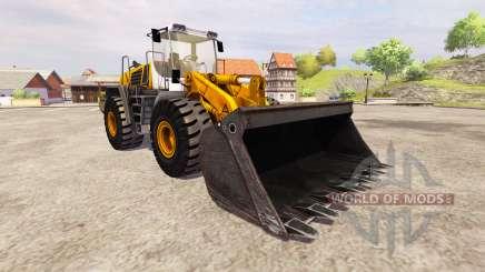 Liebherr L550 para Farming Simulator 2013