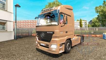 Mercedes-Benz Actros MP2 para Euro Truck Simulator 2