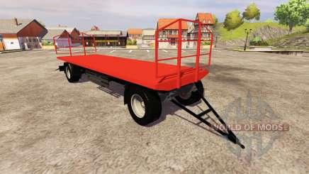 O trailer Agroliner bale para Farming Simulator 2013