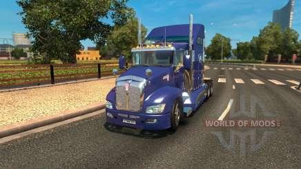 Kenworth T660 para Euro Truck Simulator 2