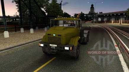 Inicialmente, o 6446 para Euro Truck Simulator 2