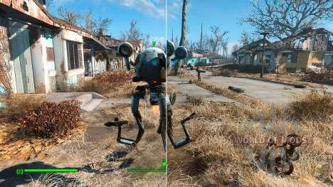 VOGUE ENB - Realism para Fallout 4