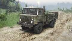 GAZ-66 v1.1 [23.10.15] para Spin Tires