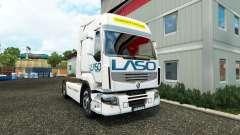 Pele LASO para a Renault unidade de tracionament