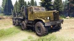 KrAZ-256 8x8 Personalizado