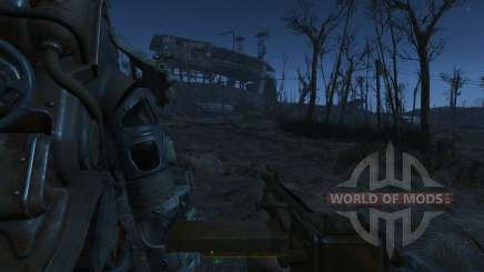 Correcção monitores de 2560x1080 para Fallout 4