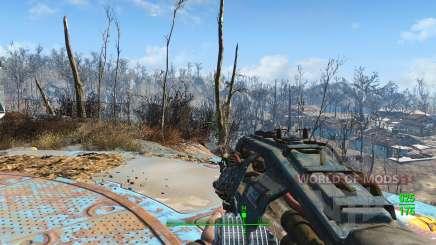 50 nível e kroposki para Fallout 4