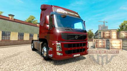 Volvo FM13 v2.2 para Euro Truck Simulator 2