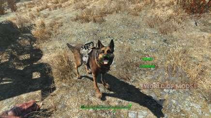 Cheat armadura para os cães para Fallout 4