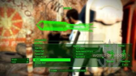 Fabricação de munições para Fallout 4