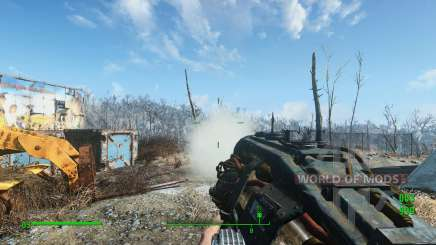 O máximo de munições para Fallout 4