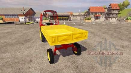 Fortschritt RS-09 para Farming Simulator 2013