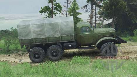 ZIL-157КД [25.12.15] para Spin Tires