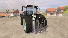 CLAAS Xerion 3800 [black chrome] para Farming Simulator 2013