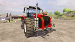 CLAAS Xerion 5000 [red] v1.1