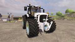 John Deere 7530 Premium [white chrom edition]