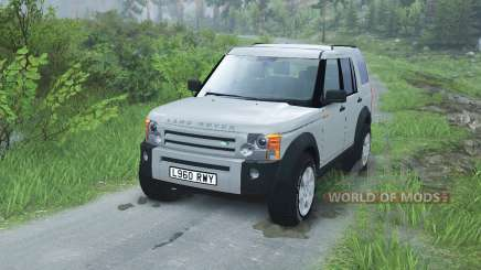Land Rover Discovery 3 [08.11.15] para Spin Tires