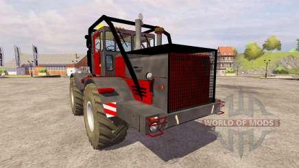 K-701 kirovec [floresta edição] para Farming Simulator 2013