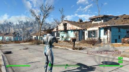 Traje Kerrigan para Fallout 4