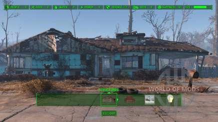 Cheio de limpeza para Fallout 4