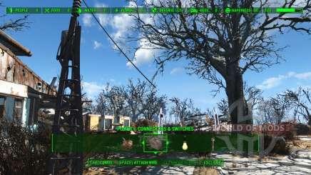 Mais linhas de energia para Fallout 4