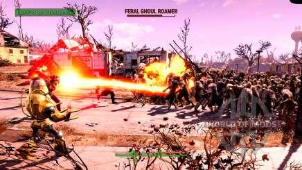 Guarda de robôs para Fallout 4