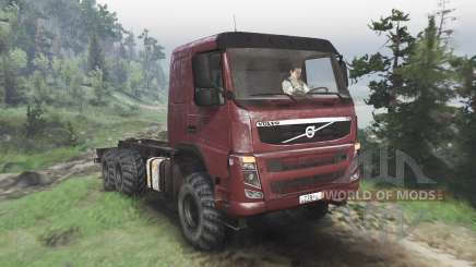 Volvo FM [08.11.15] para Spin Tires