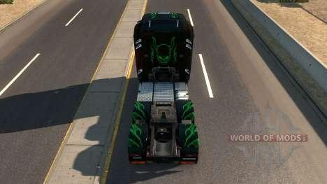 Scania Streamline para American Truck Simulator