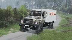 GAZ-3309 [camuflagem][08.11.15]