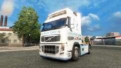 Baviera Express pele para a Volvo caminhões