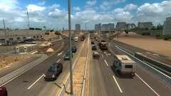 O aumento da densidade do tráfego