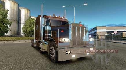 Peterbilt 389 v1.0 para Euro Truck Simulator 2