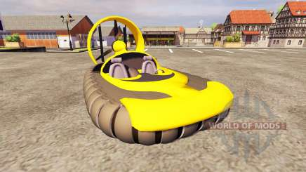 O hovercraft para Farming Simulator 2013