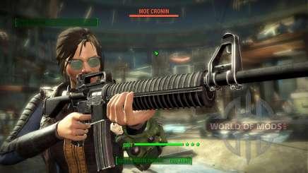 Rifle de assalto M226 para Fallout 4